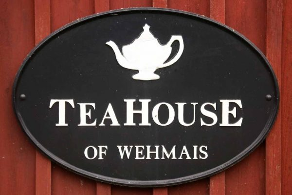 Tea House of Wehmais