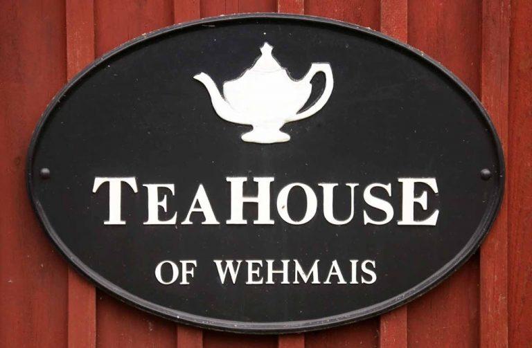 Tea House of Wehmais
