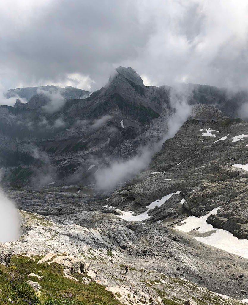 Säntis Sveitsi