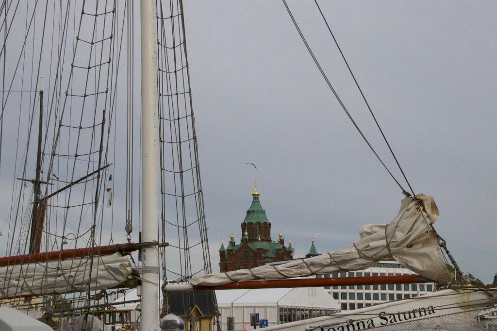 Helsinki Eteläranta Uspenskin katedraali