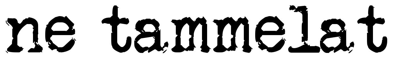 Ne Tammelat