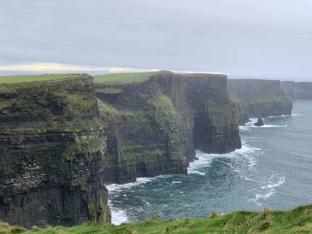 Cliffs of Moher Galway Ireland Lally Tours Irlanti