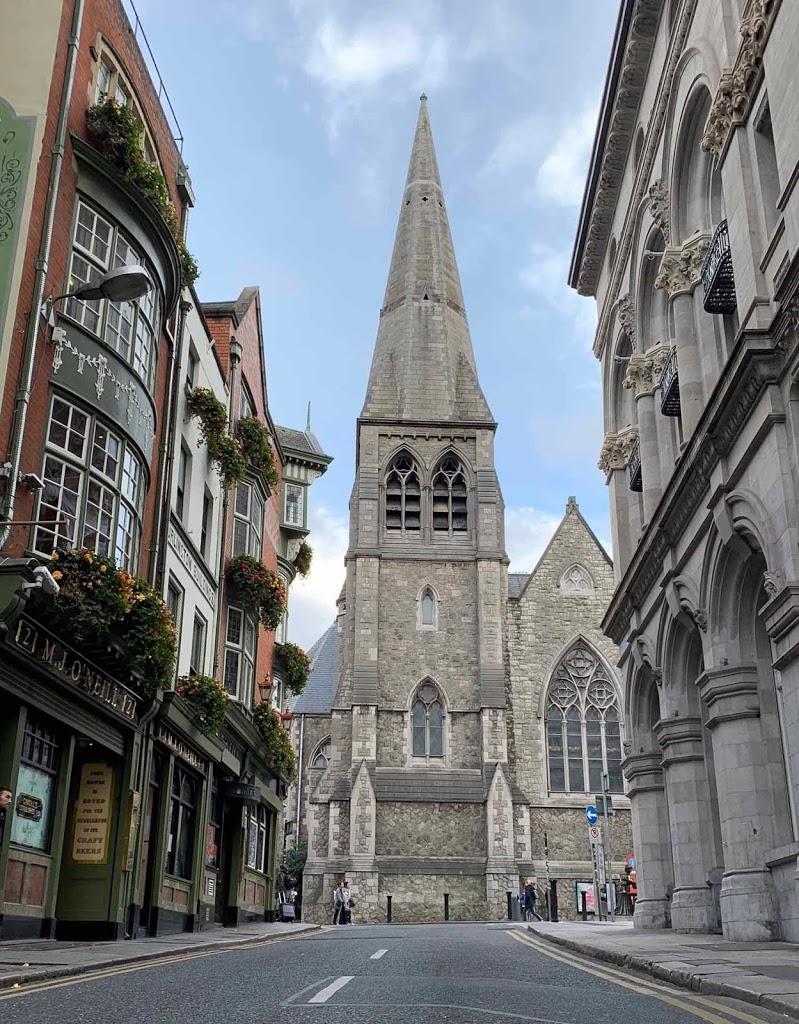 St Andrew's Church Ireland Dublin Irlanti