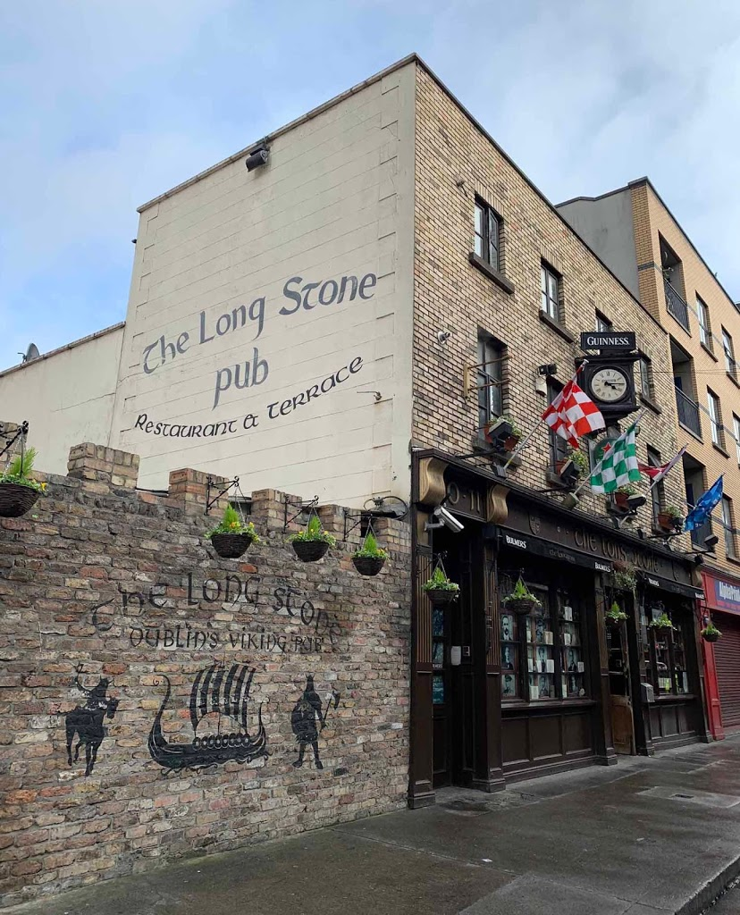 The Long Stone pub Dublin Ireland Irlanti