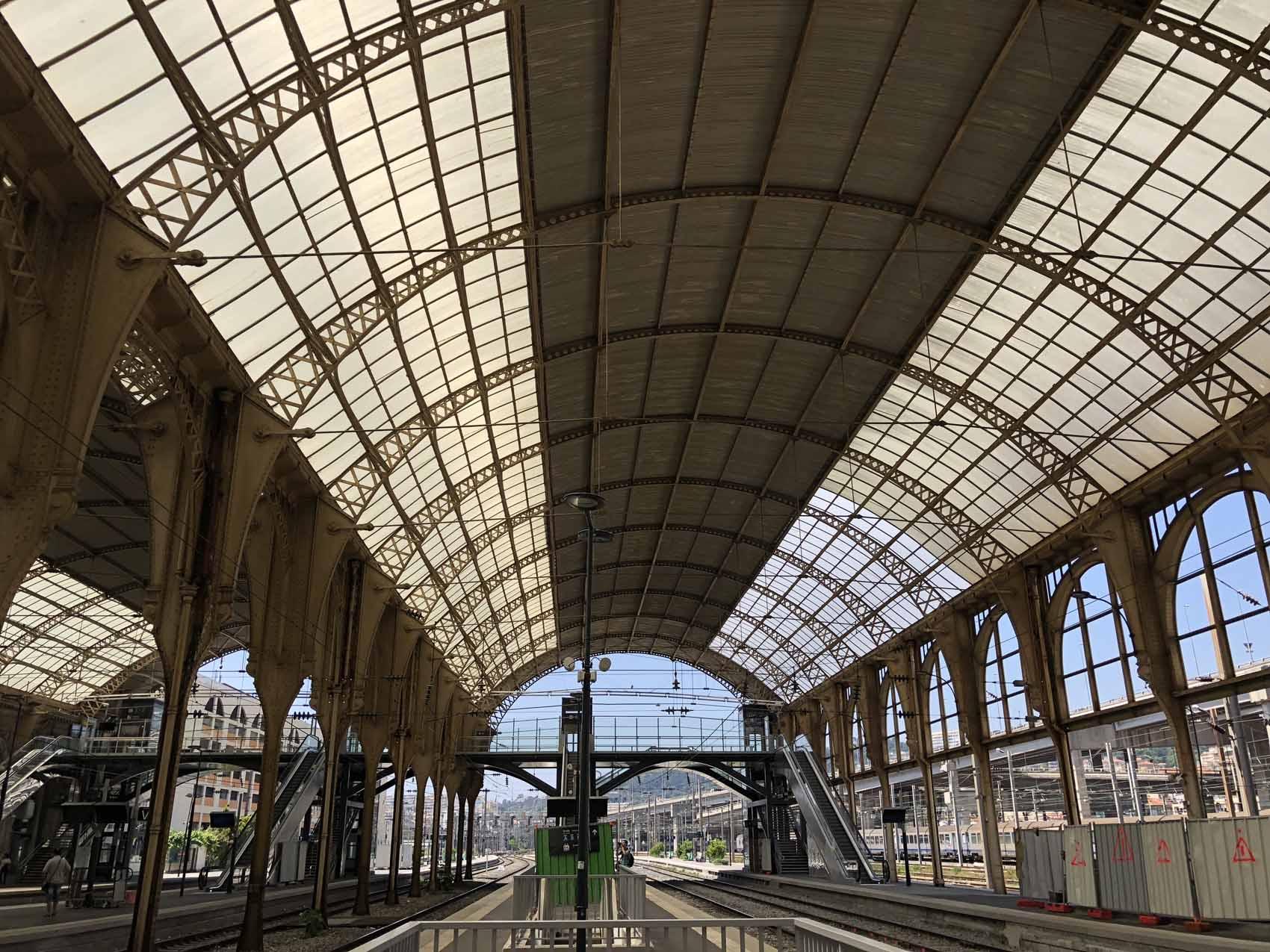 Nizzan rautatieasema