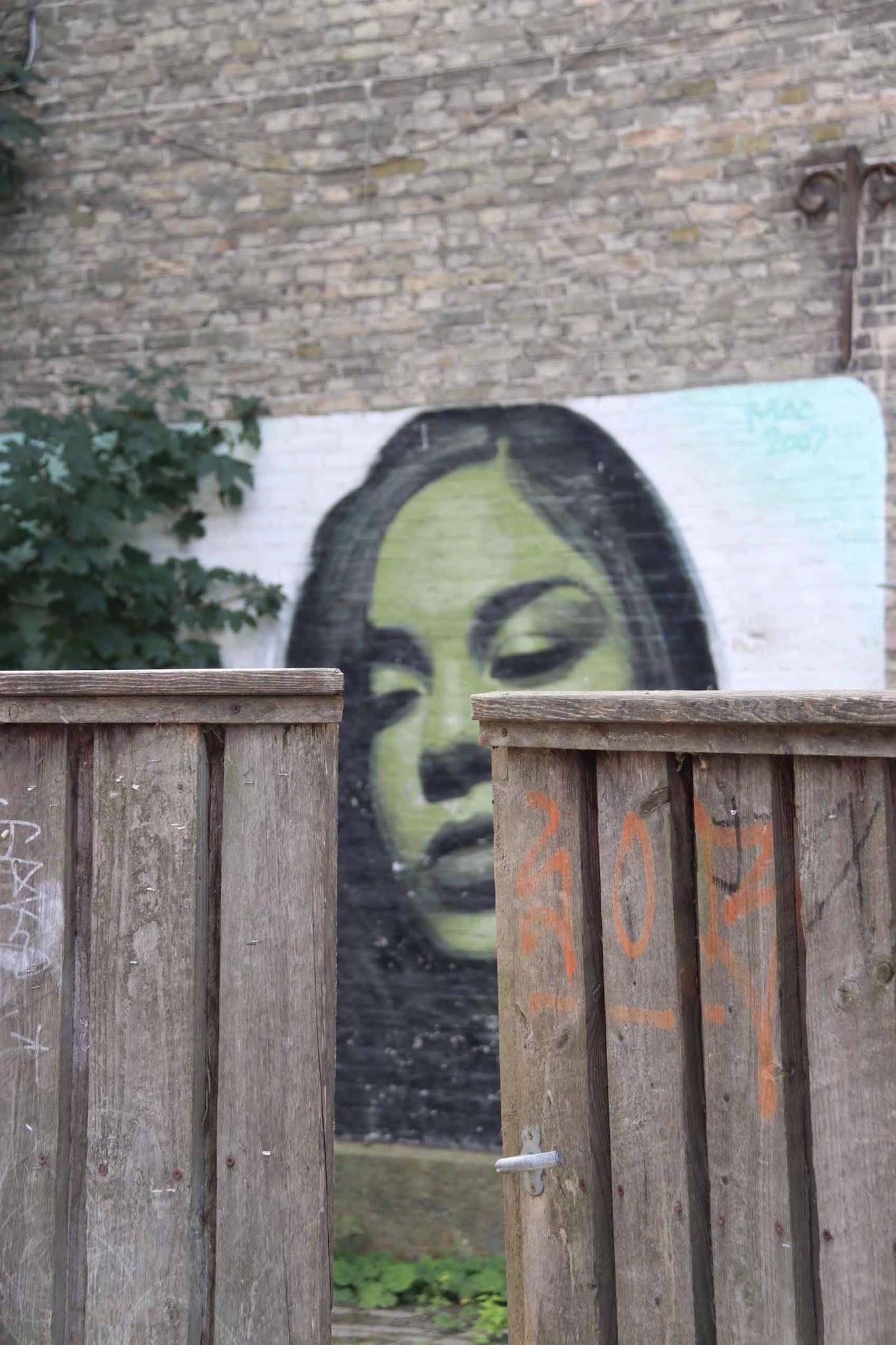 Värikäs ja hampuntuoksuinen Christiania 1