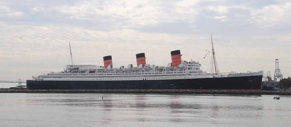 Queen Mary Long Beach Los Angeles