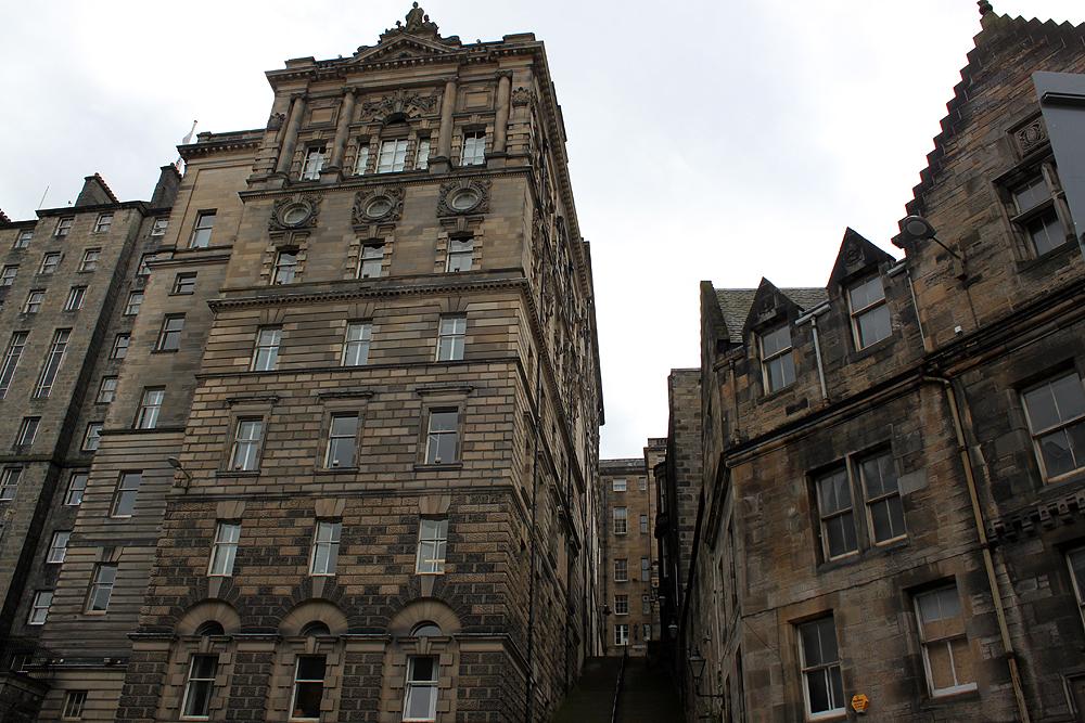 Ensikosketus Edinburghiin 2