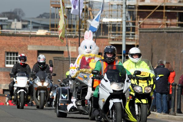 Yorkhill Easter Egg Run