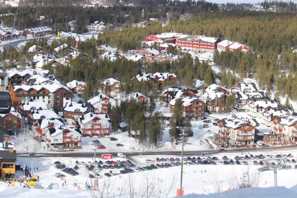 Levi Kittilä Lappi Lapland