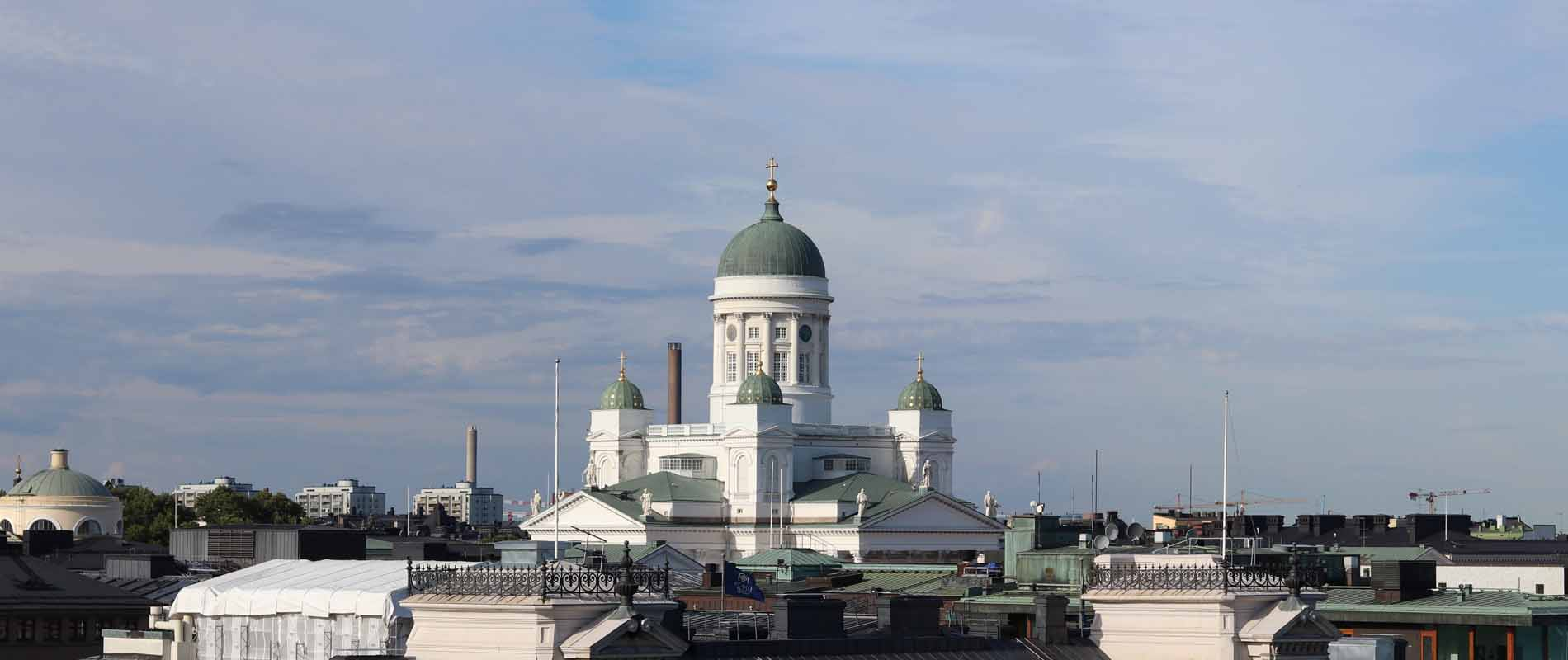 Helsinki Cathedrall