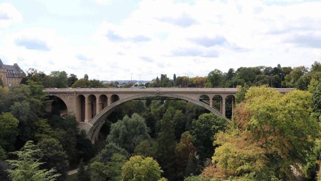 Adolphe Bridge Luxemburg