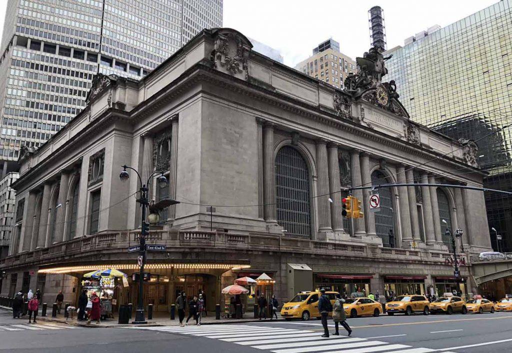 Maailman suurin rautatieasema – Grand Central Terminal 1