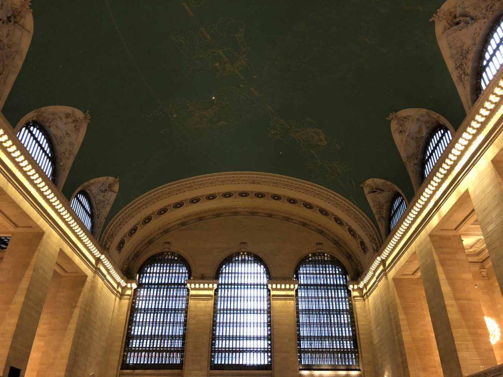 Maailman suurin rautatieasema – Grand Central Terminal 4