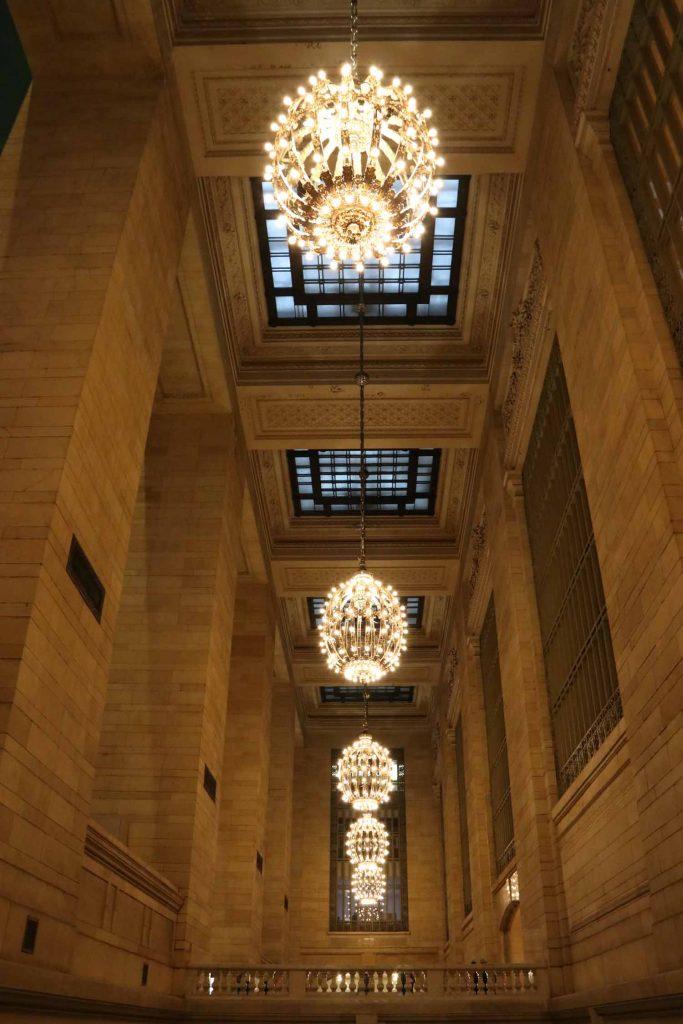 Maailman suurin rautatieasema – Grand Central Terminal 6