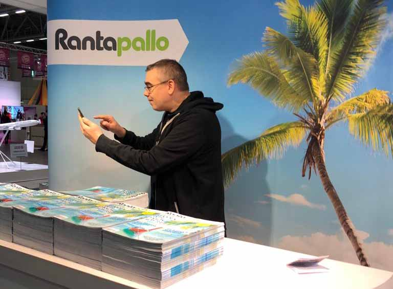 Ilkka Plays Pokemon Rantapallo Matkamessut