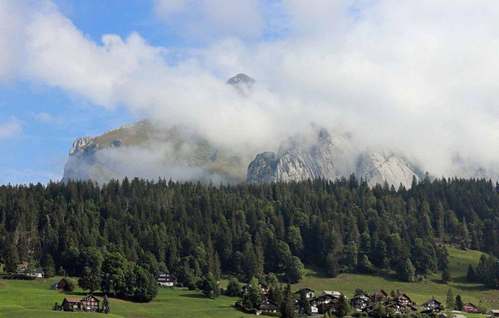 Sveitsi Säntis Reissunetti Elisa