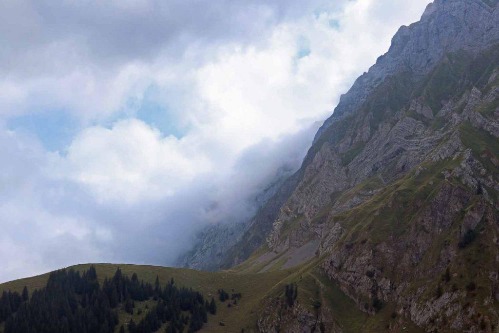 Sveitsi Säntis Alpit