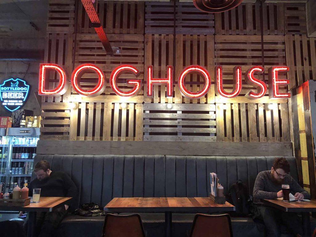 Brewdog Bar Glasgow
