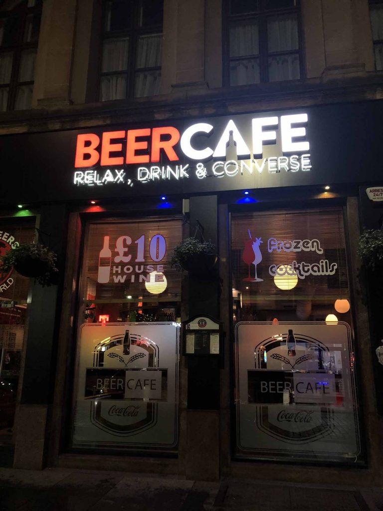 Beer Cafe Glasgow