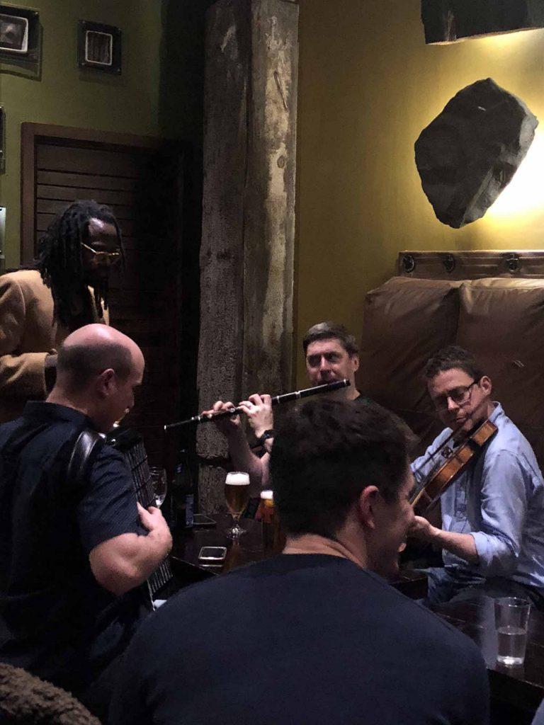 The Ben Nevis Bar