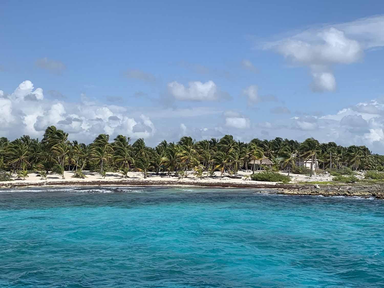Costa Maya Mahahual Meksiko