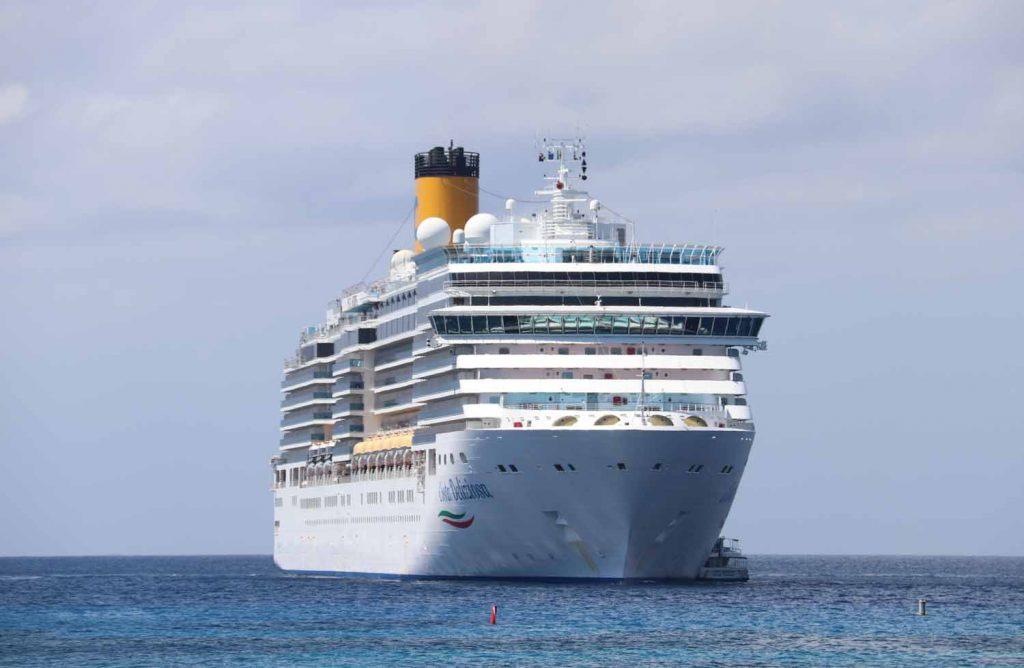 Costa Deliziosa Karibia