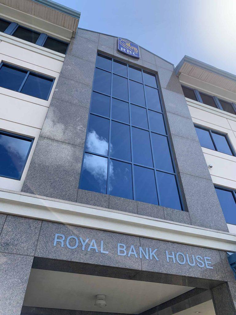 Caymansaaret pankki