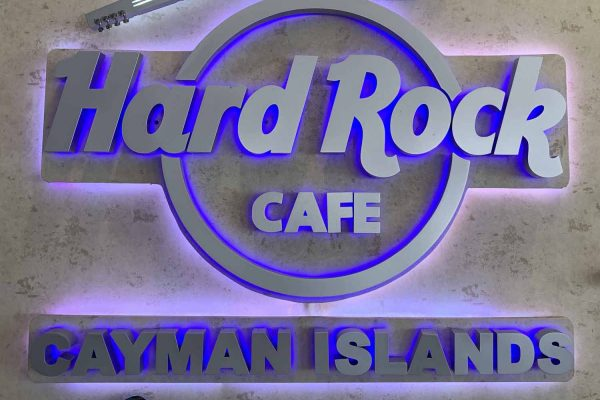 Hard Rock Cafe Cayman Islands
