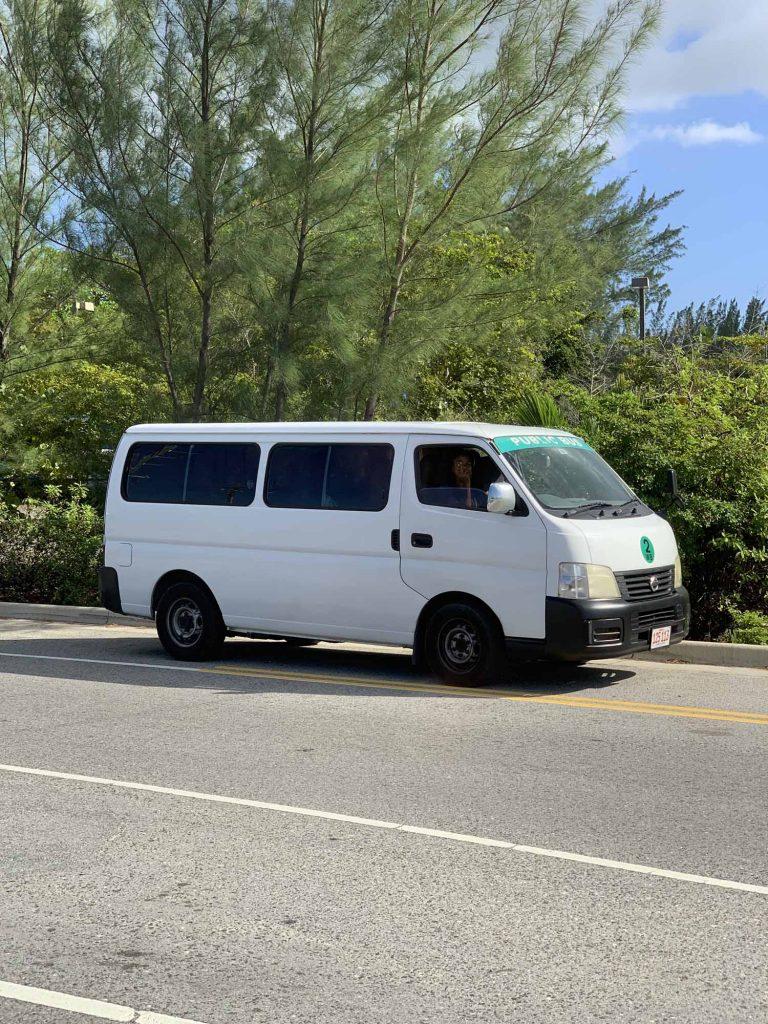 Caymansaarten bussi