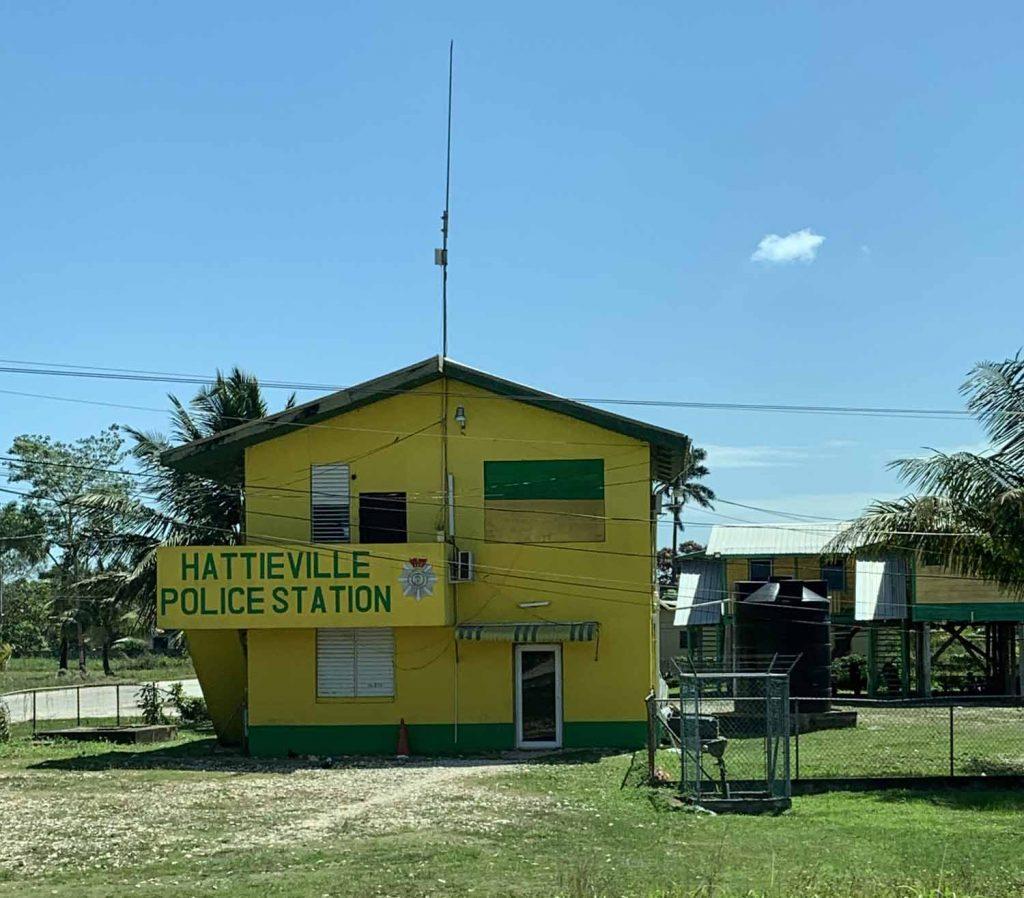 Hattieville poliisiasema