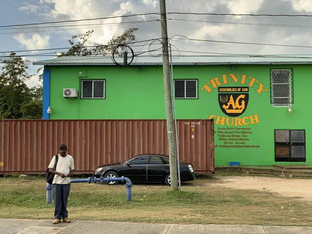 Luolaseikkailu ja zipline Belizessä 1