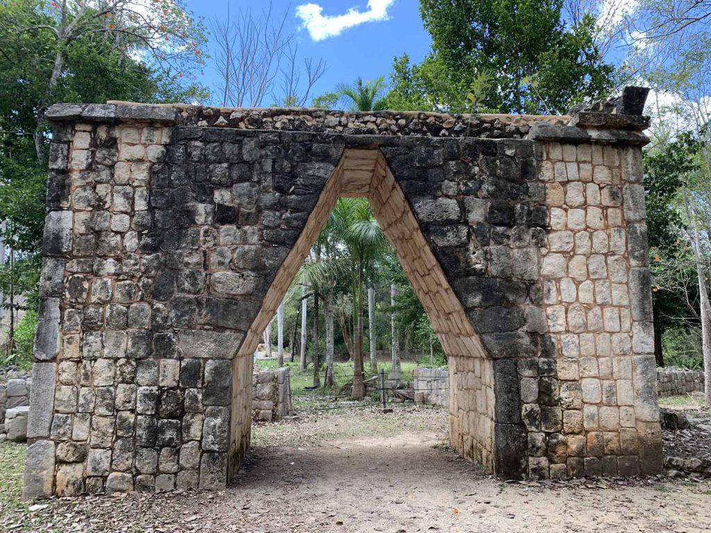 Chichén Itzá pääportti