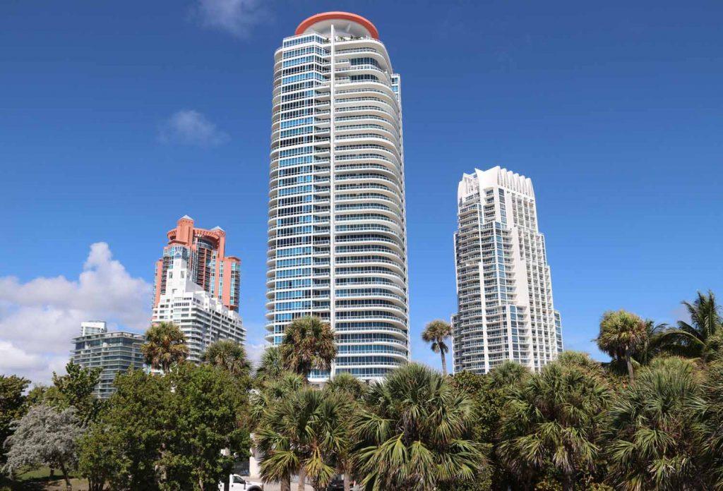 Miami Beach pilvenpiirtäjä