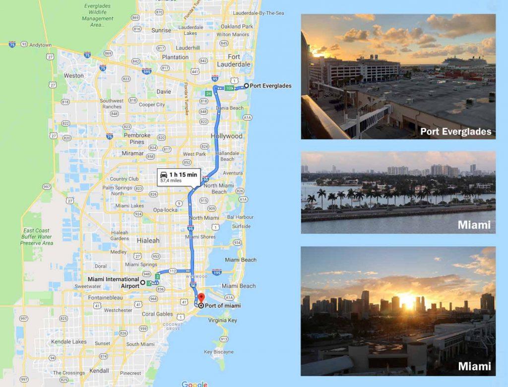 kartta Florida