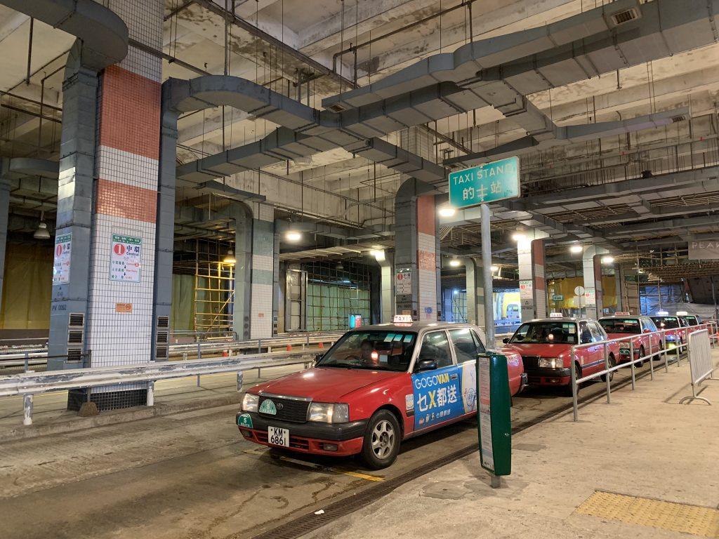 taksi Hong Kong