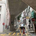 Hollywood Road in Hong Kong