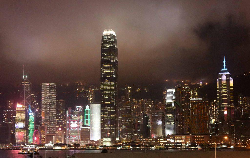 Sky100 ja Hong Kong Island