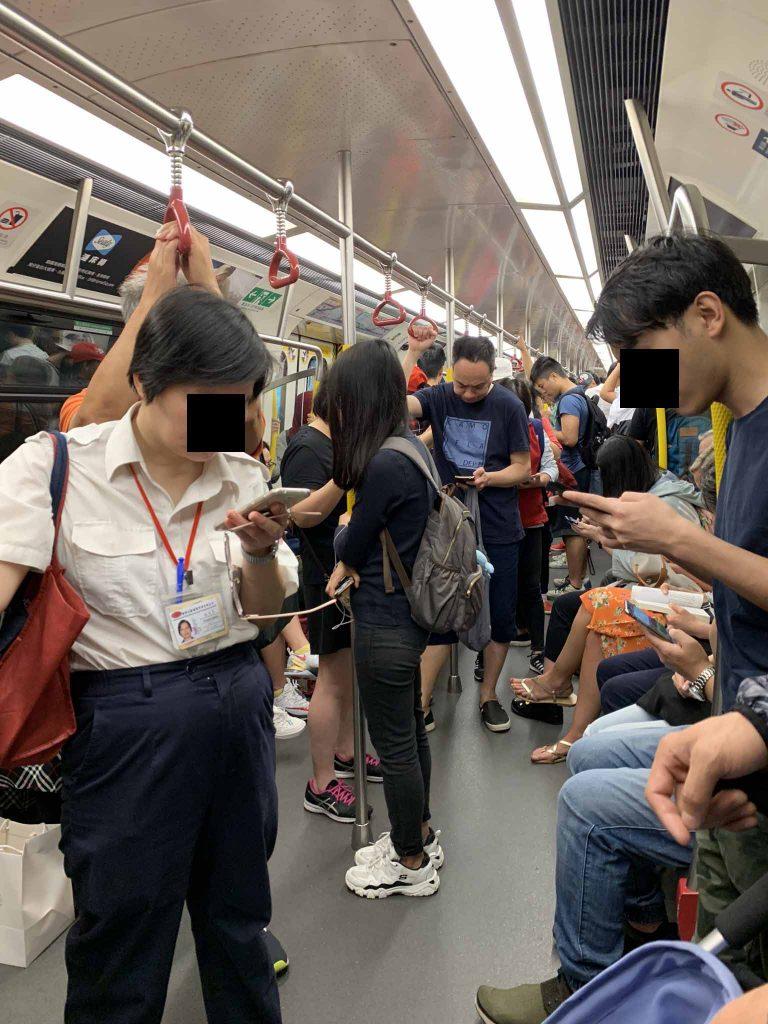 Liikkuminen Hongkongissa 2
