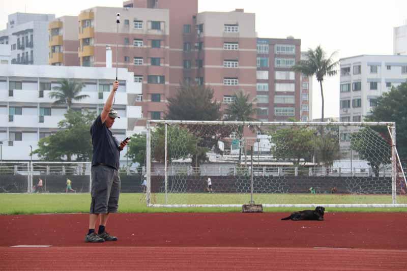 Hualien urheilukenttä