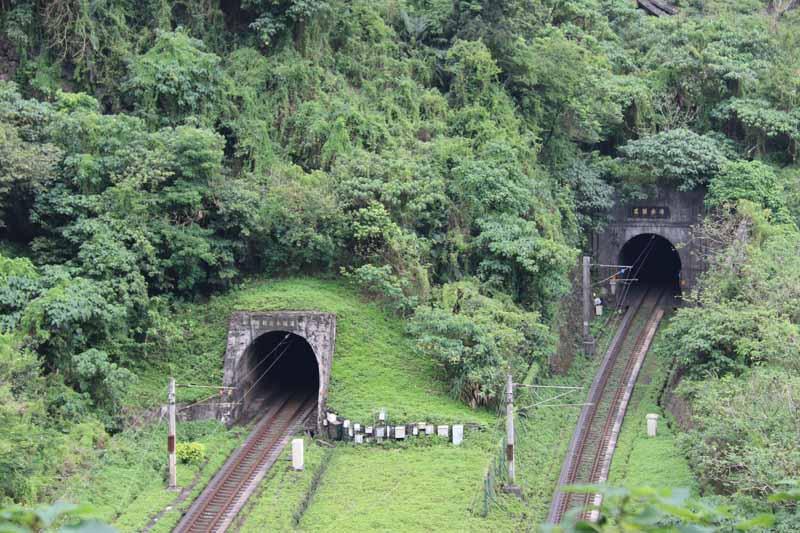 junatunneli Hualienissa