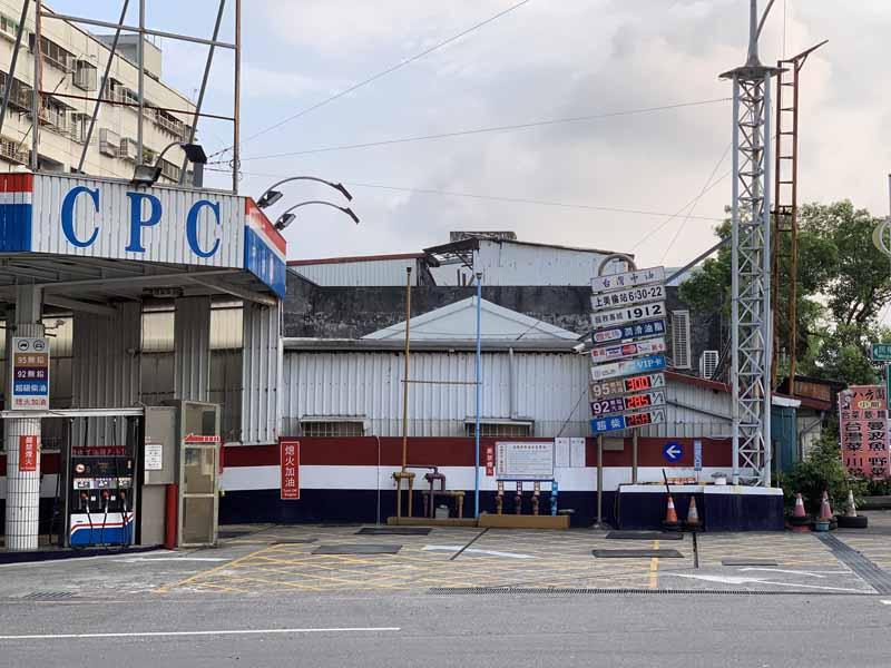huoltoasema Hualienissa