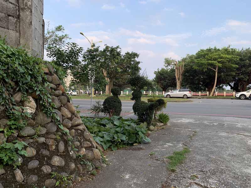 maisemia Hualienissa