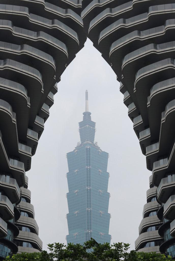 Taipein nähtävyydet ja ravintolat 1