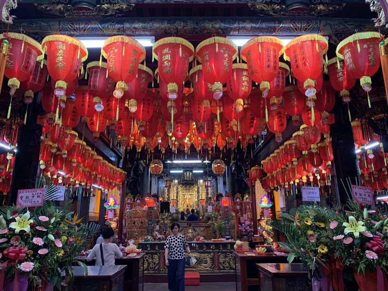 Temppeli Taipeissa