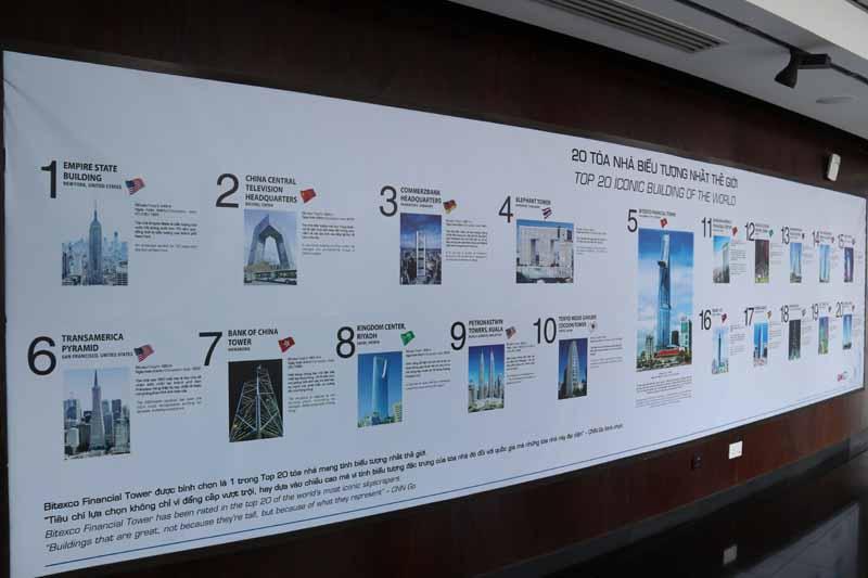 Neljä pilvenpiirtäjää Aasiassa 1