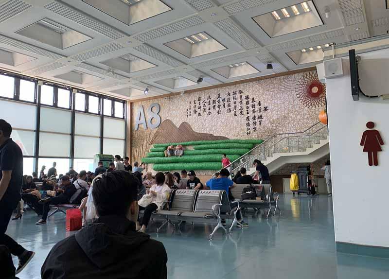 Lentoyhtiökokemus: China Airlines 2