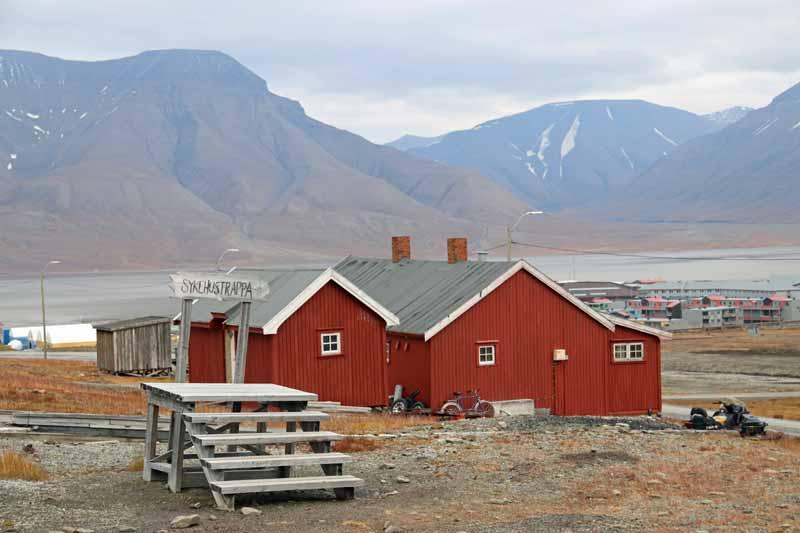Huippuvuoret Longyearbyen