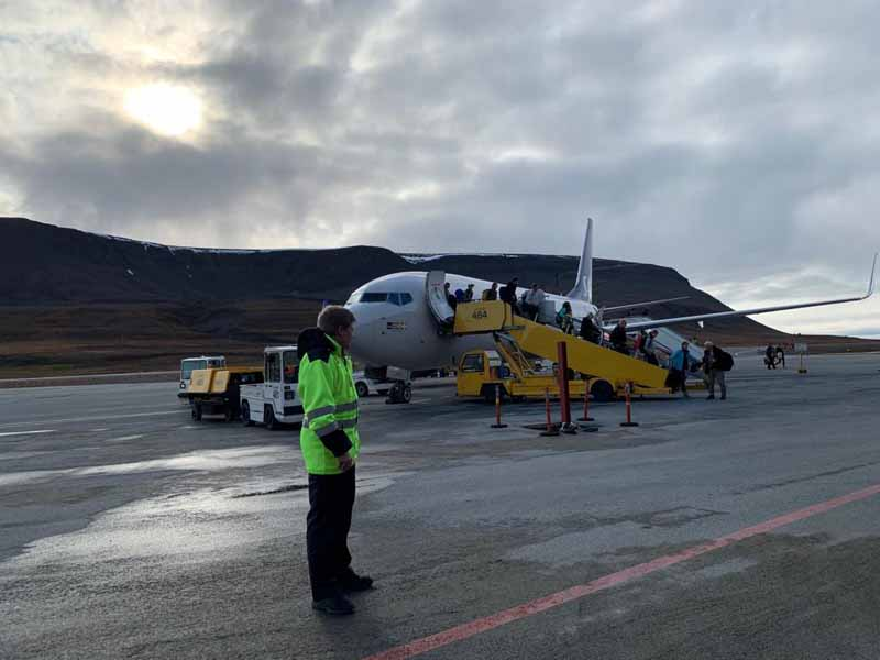 Longyearbyen lentokenttä