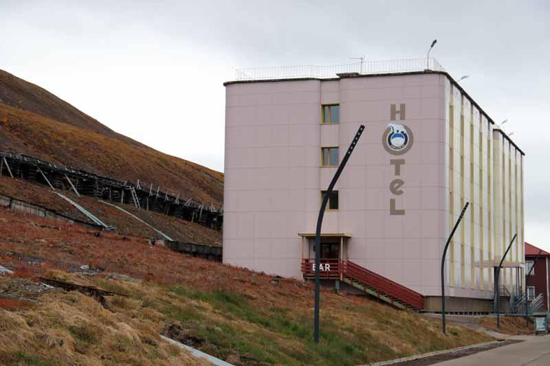 Barentsburg hotelli